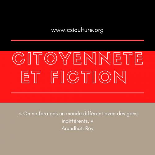Citoyenneté et fiction