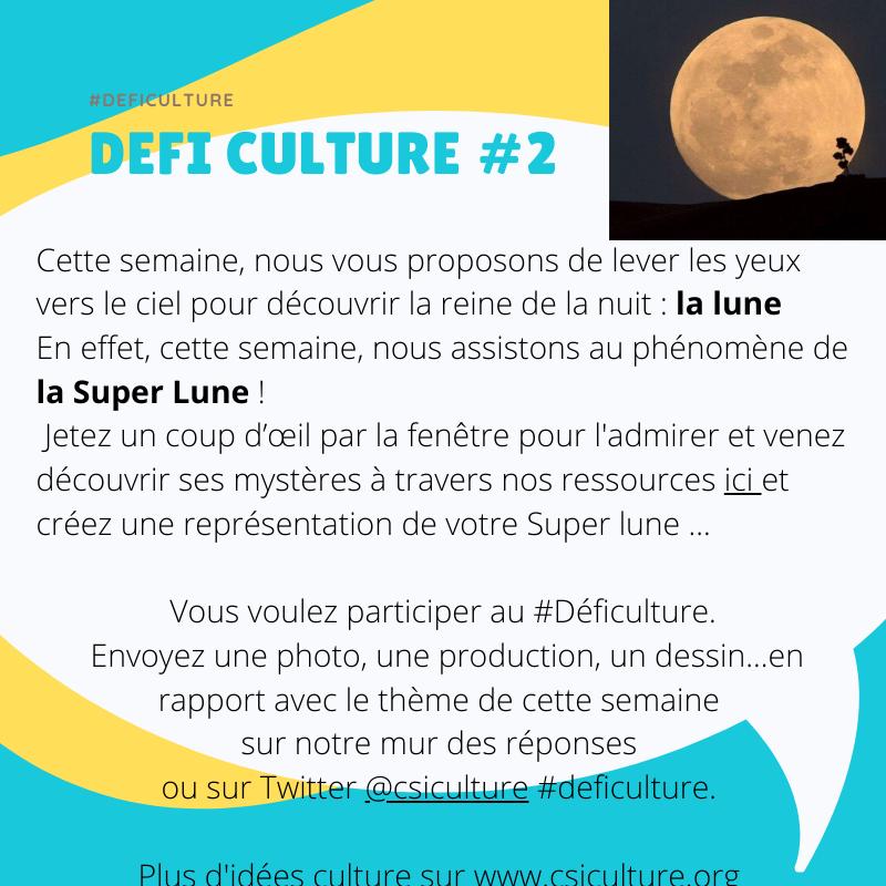 Defi culture 2