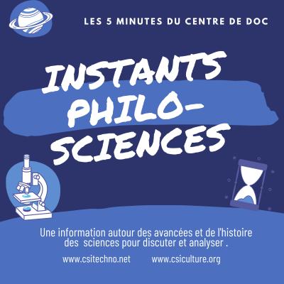 Instants philo sciences