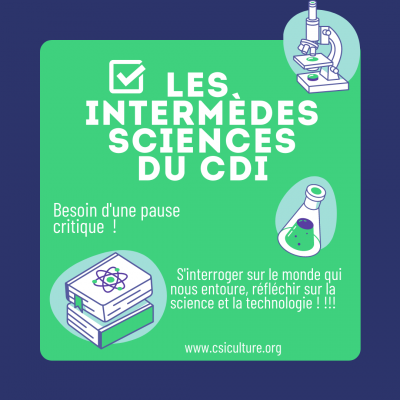 Intermedes sciences 1